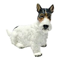 Rosenthal Wire Hair Fox Terrier c.1933 - 1956