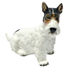 Rosenthal Wire Hair Fox Terrier c.1933 - 1956