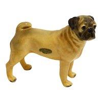 Mortens Studio Pug Dog Figurine
