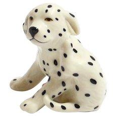 Royal Copenhagen Dalmatian Puppy Dog Figurine