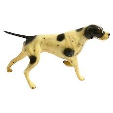 Rare Mortens Studios German Short-Haired Pointer Dog Figurine