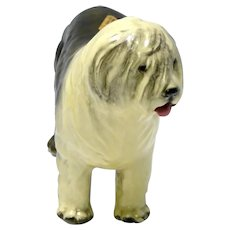 Old English Sheepdog - Mortens Studio