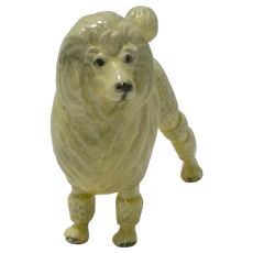 Mortens Studio Standard Poodle Figurine