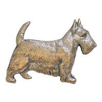 Vintage Kenart Scottish Terrier Pin