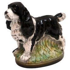 Figural Springer Spaniel Dog Metal Bottle Opener Scott Products Co.