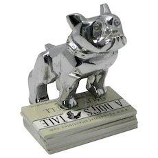 Vintage Mack Truck Bulldog Hood Ornament