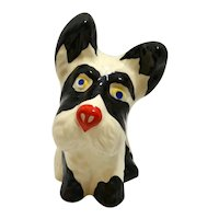 Art Deco Czech Ditmar Urbach Scottish Terrier Dog