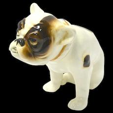 Czechoslovakian Porcelain Bulldog c. 1920's- 1930's