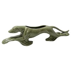 Royal Haeger Figural Greyhound Planter