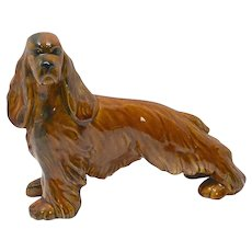Royal Haeger Cocker Spaniel c.1940