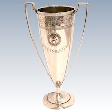 Westminster Kennel Club Sterling Silver Trophy for Great Dane Club by Tiffany c.1875-1891