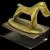 Hagenauer Art Deco Bronze Dog Matchbox Holder