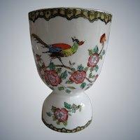 Circa 1918-1939, Victoria Schmidt, Czechoslovakia, Pheasant, Double Egg Cup