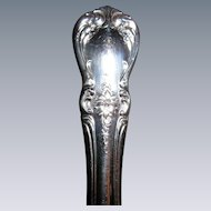 "Towle, ""Old Master,"" Sterling Silver Cake Pie Server Knife, Circa 1942"