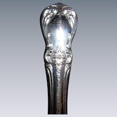 """Towle, """"Old Master,"""" Sterling Silver Cake Pie Server Knife, Circa 1942"""