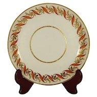 Derby English Porcelain Bowl, 1782-1800