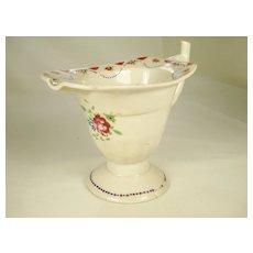 Chinese Porcelain Helmet Shaped Creamer, C 1800