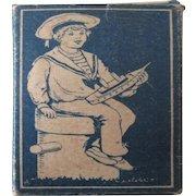Sailor Boy Penny Candy Scarce Box circa 1910-20's