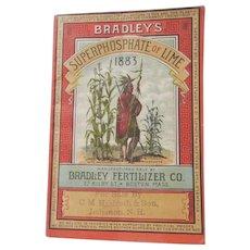 Farming Bradleys Fertilizer Company 1883 annual