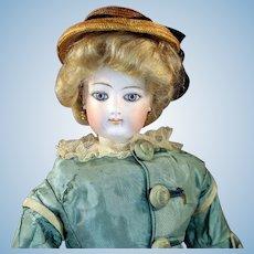F.G. French Fashion Lady (Poupee Peau) Doll - 16 Inches