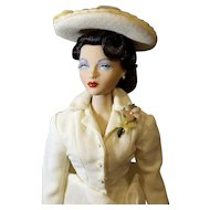 "Gene Fashion Doll  ""White Hyacinth"""