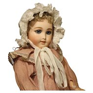 Antique French Bisque Doll by Henri Delcriox