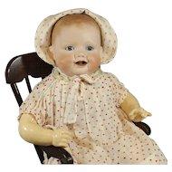 """Antique German Bisque Doll - """"Bonnie  Babe"""""""