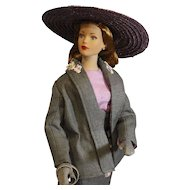 "Robert Tonner Fashion Doll - 'Tyler Wentworth' - as ""Longchamp Fleuri"""