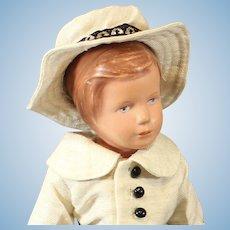 Kathe Kruse Doll - T35 - Celluloid