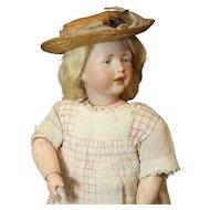 Very Rare & Gorgeous - Antique German Bisque Doll by Kammer & Reinhardt - Mold # 112