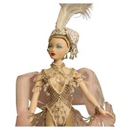 "Wonderful Gene Fashion Doll - ""Bird Of Paradise"""