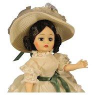 Exquisite Madame Alexander - Cissette - 'Southern Belle'