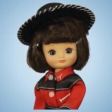 """Very Cute 'Betsy McCall' - """"Visits The Ranch"""" - 8 inch - NRFB"""