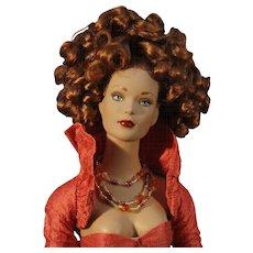 "'Award Winner' - Robert Tonner Fashion Doll - 'Tyler Wentworth' - ""Cinnabar"" - NRFB"