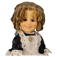 Shirley Temple by Ideal - - circa: 1982 - NRFB - 11 Inches tall