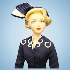 """Gene Fashion Doll - """"Teatime At The Plaza"""" - NRFB - FAO Schwarz Exclusive"""