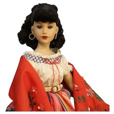 """Large 18 Inch - """"Kitty  Collier"""" Doll - MIB"""