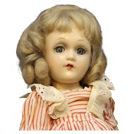 Very Rare - Madame Alexander   'Candy Kid'   Composition Doll