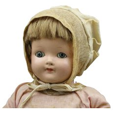 "Early Composition Doll - ""Baby Dainty"""