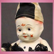 """Seldom Seen  'Baby Bud"""" by Effanbee as a Clown"""