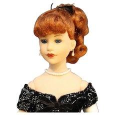 "Large 18 Inch - ""Kitty  Collier"" Doll By Tonner - 'Modern Doll Collectors Convention Special - NRFB"