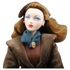 "Gene  Fashion  Doll  -  ""Warmest Wishes""  FAO Schwarz Special - NRFB"