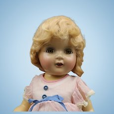 "Beautiful  ""Nancy"" Composition Doll by Arranbee"