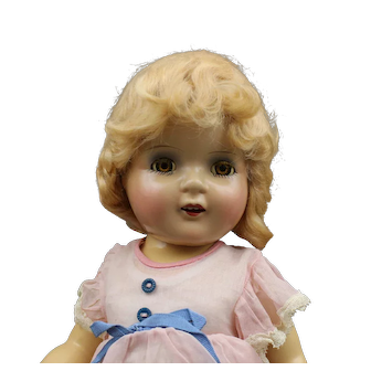 """Beautiful  """"Nancy"""" Composition Doll by Arranbee"""