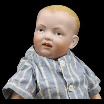 Antique German Bisque Baby Doll by Wislizenus - mold #110