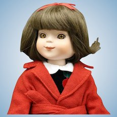Tonner Doll - 'Betsy McCall' - all bisque - 'First Day of School'