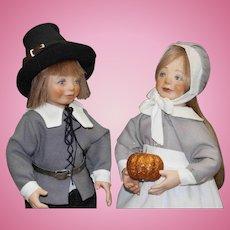 Faith Wick Original Artist Dolls
