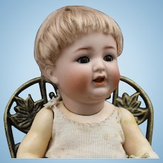 Antique German Bisque Baby - by Simon & Halbig - Mold #126