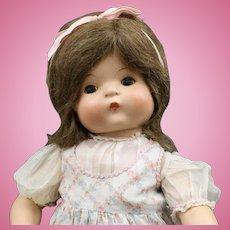 "Vintage ""Patsy  Ann""  Composition Doll - Circa: 1929"