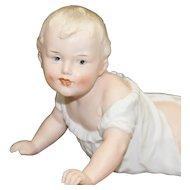 Heubach Antique Piano Baby